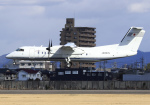 RA-86141さんが、名古屋飛行場で撮影した国土交通省 航空局 DHC-8-315Q Dash 8の航空フォト(写真)
