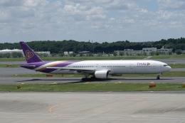 pringlesさんが、成田国際空港で撮影したタイ国際航空 777-3D7の航空フォト(写真)