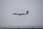 職業旅人さんが、関西国際空港で撮影した日本航空 747-446Dの航空フォト(写真)