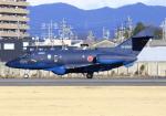 RA-86141さんが、名古屋飛行場で撮影した航空自衛隊 U-125A(Hawker 800)の航空フォト(写真)