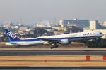 SKY KANSAIさんが、伊丹空港で撮影した全日空 777-381/ERの航空フォト(写真)