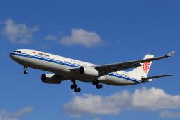 多楽さんが、成田国際空港で撮影した中国国際航空 A330-343Xの航空フォト(写真)