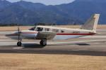 korosukeさんが、南紀白浜空港で撮影したフジ・インバック PA-34-220T Seneca IIIの航空フォト(写真)