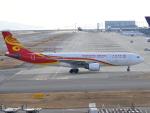 きゅうさんが、関西国際空港で撮影した香港航空 A330-223の航空フォト(写真)