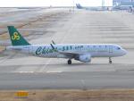 きゅうさんが、関西国際空港で撮影した春秋航空 A320-214の航空フォト(写真)