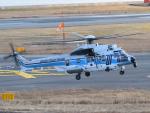きゅうさんが、関西国際空港で撮影した海上保安庁 EC225LP Super Puma Mk2+の航空フォト(写真)