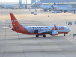 きゅうさんが、関西国際空港で撮影したチェジュ航空 737-8GJの航空フォト(写真)