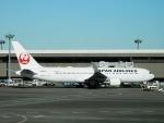 hachiさんが、成田国際空港で撮影した日本航空 767-346/ERの航空フォト(写真)
