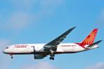 菊池 正人さんが、ロンドン・ヒースロー空港で撮影したエア・インディア 787-837の航空フォト(写真)