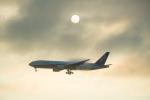 AREA884さんが、羽田空港で撮影した全日空 777-281/ERの航空フォト(写真)