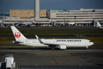よしポンさんが、羽田空港で撮影した日本航空 767-346/ERの航空フォト(写真)