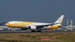 2wmさんが、台湾桃園国際空港で撮影したノックスクート 777-212/ERの航空フォト(写真)