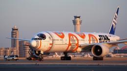 korosuke2913さんが、羽田空港で撮影した全日空 777-381/ERの航空フォト(写真)