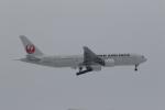 tuckerさんが、新千歳空港で撮影した日本航空 777-289の航空フォト(写真)