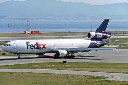 Gambardierさんが、関西国際空港で撮影したフェデックス・エクスプレス MD-11Fの航空フォト(写真)