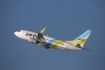 リリココさんが、新千歳空港で撮影したAIR DO 737-781の航空フォト(写真)