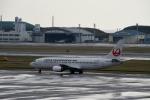 りゅうさんさんが、那覇空港で撮影した日本トランスオーシャン航空 737-4Q3の航空フォト(写真)