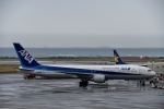 りゅうさんさんが、那覇空港で撮影した全日空 767-381の航空フォト(写真)