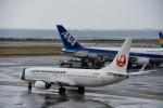 りゅうさんさんが、那覇空港で撮影した日本トランスオーシャン航空 737-8Q3の航空フォト(写真)