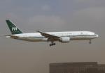 Willieさんが、成田国際空港で撮影したパキスタン国際航空 777-2Q8/ERの航空フォト(写真)