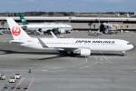 アボさんが、成田国際空港で撮影した日本航空 767-346/ERの航空フォト(写真)