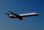 A.Jiroさんが、台北松山空港で撮影した遠東航空 MD-82 (DC-9-82)の航空フォト(写真)