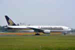 トロピカルさんが、成田国際空港で撮影したシンガポール航空 777-212/ERの航空フォト(写真)