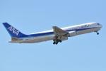fortnumさんが、成田国際空港で撮影した全日空 767-381/ERの航空フォト(写真)