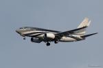 みなかもさんが、羽田空港で撮影したケイマン諸島企業所有 737-7JW BBJの航空フォト(写真)