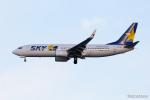 みなかもさんが、羽田空港で撮影したスカイマーク 737-86Nの航空フォト(写真)