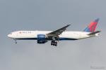 みなかもさんが、羽田空港で撮影したデルタ航空 777-232/ERの航空フォト(写真)