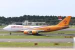 青春の1ページさんが、成田国際空港で撮影したセンチュリオン・エアカーゴ 747-428F/ER/SCDの航空フォト(写真)
