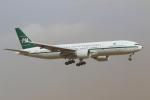 せぷてんばーさんが、成田国際空港で撮影したパキスタン国際航空 777-2Q8/ERの航空フォト(写真)