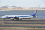 timeさんが、羽田空港で撮影した全日空 777-381の航空フォト(写真)