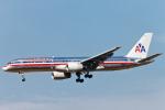 菊池 正人さんが、ロサンゼルス国際空港で撮影したアメリカン航空 757-223の航空フォト(写真)