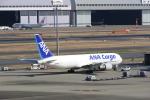 timeさんが、羽田空港で撮影した全日空 767-381/ER(BCF)の航空フォト(写真)