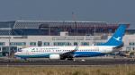 2wmさんが、台湾桃園国際空港で撮影した厦門航空 737-8FHの航空フォト(写真)