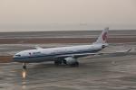 リリココさんが、中部国際空港で撮影した中国国際航空 A330-343Xの航空フォト(写真)