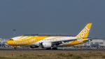 2wmさんが、台湾桃園国際空港で撮影したスクート 787-8 Dreamlinerの航空フォト(写真)