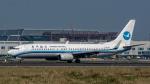 2wmさんが、台湾桃園国際空港で撮影した厦門航空 737-86Nの航空フォト(写真)