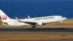 せせらぎさんが、中部国際空港で撮影したJALエクスプレス 737-846の航空フォト(写真)