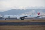 chappyさんが、伊丹空港で撮影した日本航空 777-346/ERの航空フォト(写真)