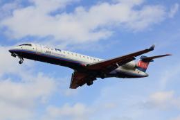 こだしさんが、伊丹空港で撮影したアイベックスエアラインズ CL-600-2C10 Regional Jet CRJ-702の航空フォト(写真)
