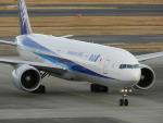 もっちゃこさんが、羽田空港で撮影した全日空 777-381/ERの航空フォト(写真)