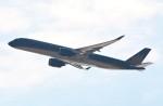青春の1ページさんが、関西国際空港で撮影したベトナム航空 A350-941XWBの航空フォト(写真)