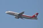 TAOTAOさんが、昆明長水国際空港で撮影した四川航空 A320-232の航空フォト(写真)