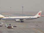 White Pelicanさんが、中部国際空港で撮影した中国国際航空 A330-343Xの航空フォト(写真)