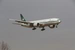 かんちゃんさんが、成田国際空港で撮影したパキスタン国際航空 777-2Q8/ERの航空フォト(写真)