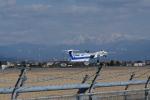 たつぼんさんが、松山空港で撮影したエアーニッポンネットワーク DHC-8-402Q Dash 8の航空フォト(写真)