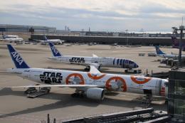 A350XWB-HNDさんが、羽田空港で撮影した全日空 787-9の航空フォト(写真)
